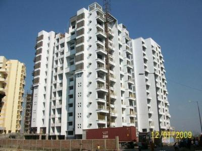 Gallery Cover Image of 1560 Sq.ft 3 BHK Apartment for rent in Kamothe for 18000