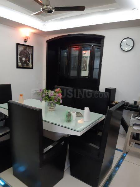 Dining Area Image of 3000 Sq.ft 4 BHK Apartment for rent in DLF Phase 2 for 110000