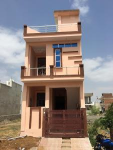 Gallery Cover Image of 1200 Sq.ft 4 BHK Independent House for buy in Niwaru for 3300000