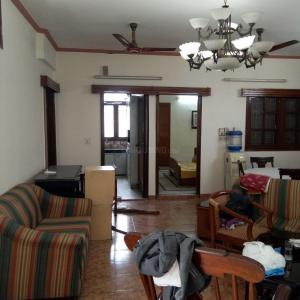 Gallery Cover Image of 1500 Sq.ft 2 BHK Independent Floor for rent in Jangpura for 48000