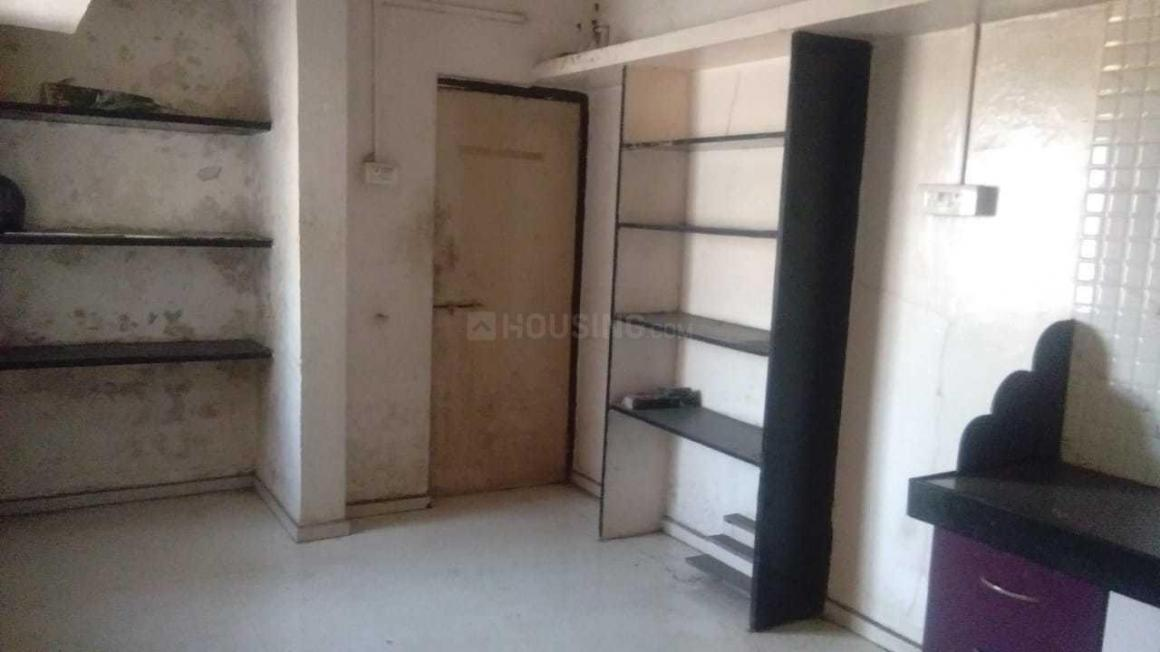 Kitchen Image of 500 Sq.ft 1 BHK Apartment for buy in C Ward for 2700000