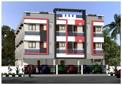 Gallery Cover Image of 1162 Sq.ft 3 BHK Apartment for buy in Velachery for 8134000