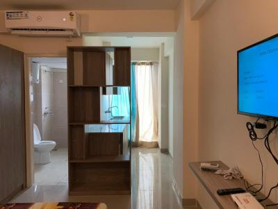 Gallery Cover Image of 550 Sq.ft 1 RK Apartment for rent in Rajnagar Residency, Raj Nagar Extension for 13000