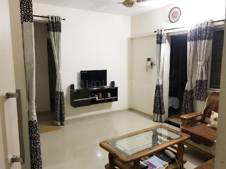 Living Room Image of 1063 Sq.ft 2 BHK Apartment for rent in Mundhwa for 24000