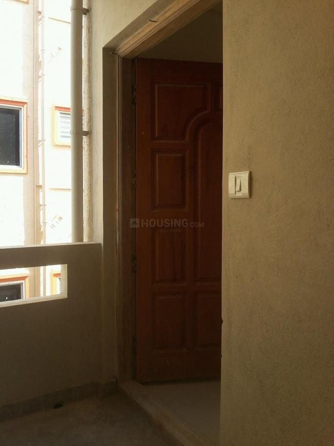 Main Entrance Image of 550 Sq.ft 1 BHK Apartment for rent in Whitefield for 10000