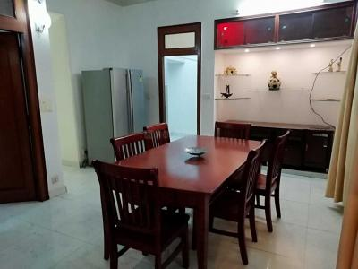 Gallery Cover Image of 1950 Sq.ft 3 BHK Independent Floor for rent in Defence Colony for 75000
