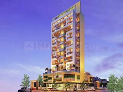 Gallery Cover Image of 850 Sq.ft 2 BHK Apartment for buy in Chamunda Serene, Seawoods for 16500000