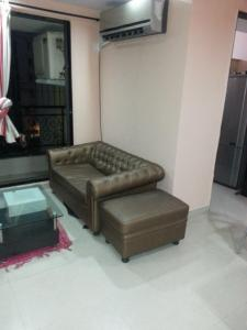 Gallery Cover Image of 610 Sq.ft 1 BHK Apartment for rent in Powai for 45000