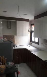 Gallery Cover Image of 1400 Sq.ft 3 BHK Apartment for rent in Jai Maa Apartment, Sector 5 Dwarka for 26000