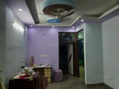 Gallery Cover Image of 700 Sq.ft 2 BHK Independent Floor for rent in Sewak Park for 11000