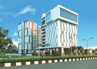 Gallery Cover Image of 1547 Sq.ft 3 BHK Apartment for buy in Akshaya Tango, Thoraipakkam for 11602500