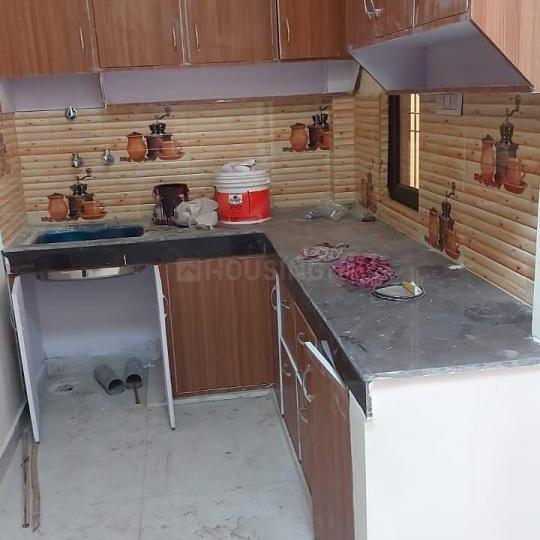 Kitchen Image of 450 Sq.ft 2 BHK Independent House for buy in Sector 16 for 2200000
