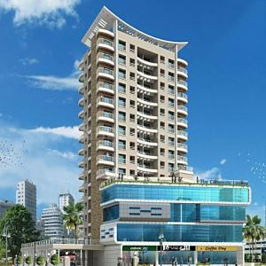 Gallery Cover Image of 1500 Sq.ft 3 BHK Apartment for rent in Harsh Residency And The Corporate Lounge, Mira Road East for 30000