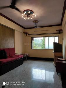 Gallery Cover Image of 700 Sq.ft 1 BHK Apartment for rent in Airoli for 23500