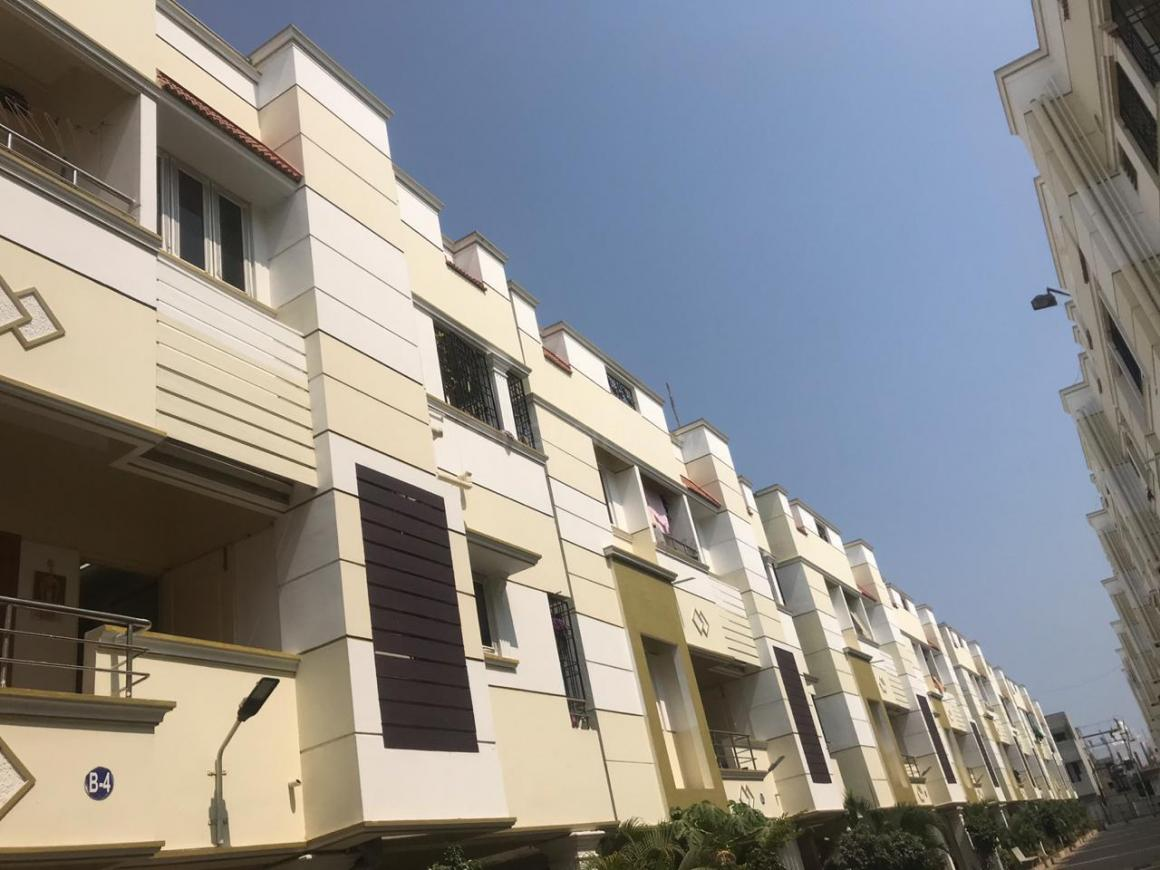 Building Image of 1005 Sq.ft 2 BHK Apartment for buy in Nandhampakkam for 5794790