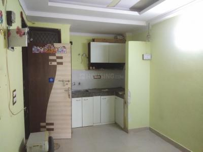 Gallery Cover Image of 405 Sq.ft 1 BHK Independent Floor for rent in Khanpur for 6500