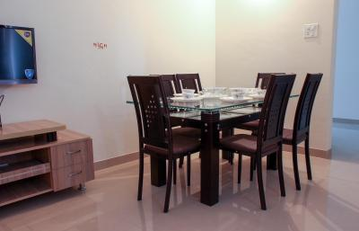 Dining Room Image of D404 Kumar Piccadily in Tathawade