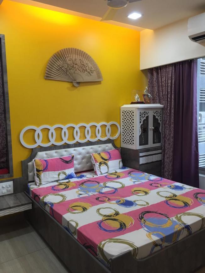 Bedroom Image of 1700 Sq.ft 3 BHK Apartment for rent in Ghatkopar West for 90000