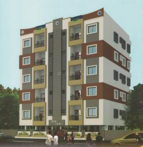 Gallery Cover Image of 1390 Sq.ft 3 BHK Apartment for buy in Malakpet for 5282000