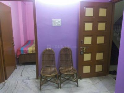 Gallery Cover Image of 540 Sq.ft 1 BHK Apartment for rent in Santoshpur for 7000