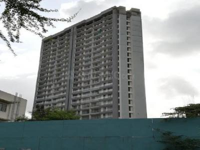Gallery Cover Image of 625 Sq.ft 1 BHK Apartment for rent in Goregaon East for 32000