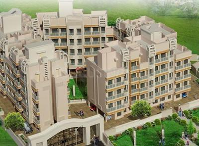 Gallery Cover Image of 860 Sq.ft 2 BHK Apartment for buy in Sargam Residency, Naigaon East for 4200000