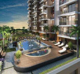 Gallery Cover Image of 705 Sq.ft 1 BHK Apartment for buy in Kalpana Nestor, Dronagiri for 4200000