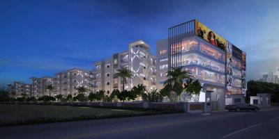 Gallery Cover Image of 1080 Sq.ft 2 BHK Apartment for buy in Ramamurthy Nagar for 4900000