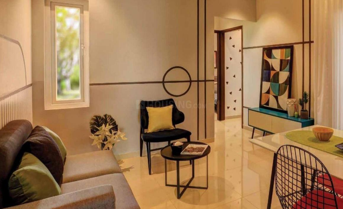 Living Room Image of 915 Sq.ft 3 BHK Apartment for buy in Attibele for 2882250