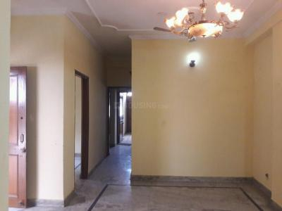 Gallery Cover Image of 1350 Sq.ft 3 BHK Independent Floor for rent in Khirki Extension for 25000