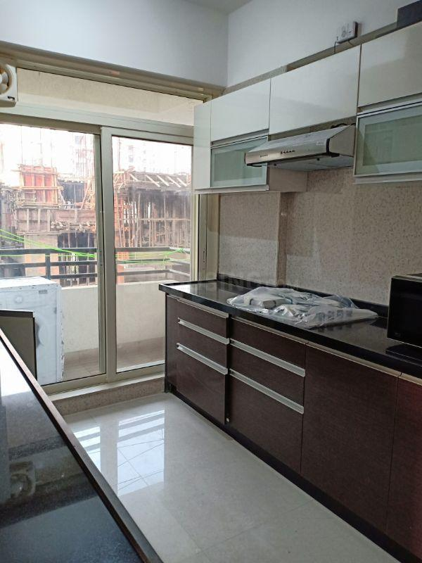 Kitchen Image of 1200 Sq.ft 2 BHK Apartment for rent in Kurla West for 65000