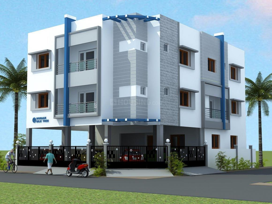 Building Image of 845 Sq.ft 2 BHK Independent Floor for buy in Medavakkam for 4624400