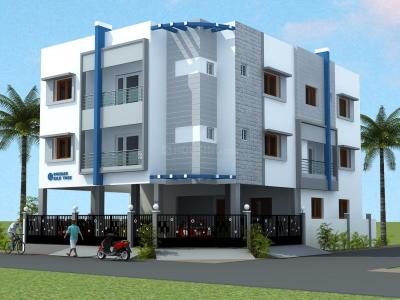 Gallery Cover Image of 557 Sq.ft 1 BHK Independent Floor for buy in Medavakkam for 3126400