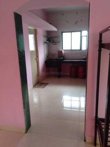 Living Room Image of Sai Hostel in Nigdi