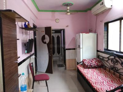 Gallery Cover Image of 600 Sq.ft 1 BHK Independent House for rent in Airoli for 14000