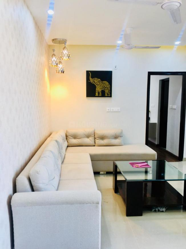 Living Room Image of 1415 Sq.ft 3 BHK Apartment for buy in Maheshra for 2780000