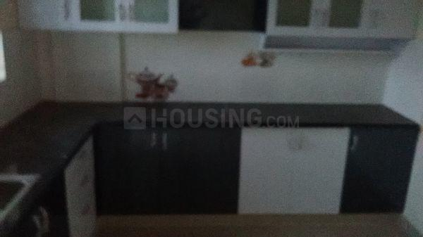 Kitchen Image of 1400 Sq.ft 3 BHK Apartment for rent in Whitefield for 25000