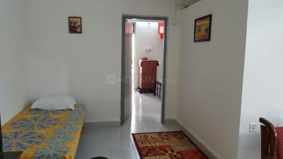 Gallery Cover Image of 250 Sq.ft 1 RK Independent Floor for rent in Lingarajapuram for 6500