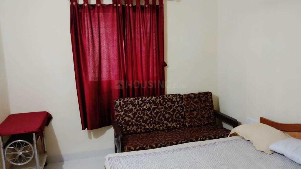 Bedroom Image of 585 Sq.ft 1 BHK Apartment for rent in Goregaon East for 32000