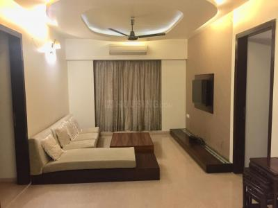 Gallery Cover Image of 2350 Sq.ft 3 BHK Apartment for rent in Powai for 200000