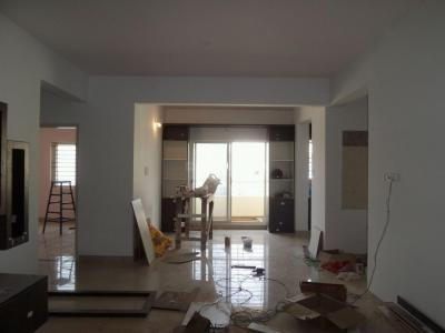 Gallery Cover Image of 1410 Sq.ft 3 BHK Apartment for rent in Kudlu Gate for 23000
