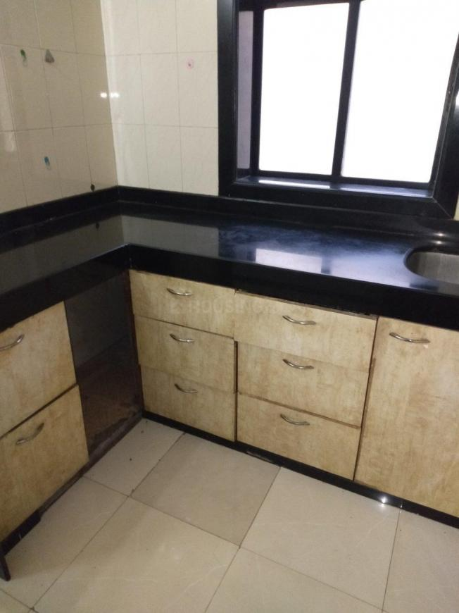 Kitchen Image of 680 Sq.ft 1 BHK Apartment for rent in Nerul for 17500