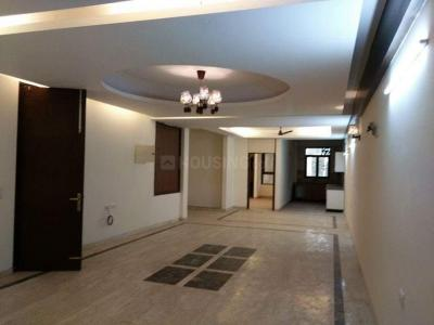 Gallery Cover Image of 1800 Sq.ft 3 BHK Apartment for rent in DDA Freedom Fighters Enclave, Saket for 27000