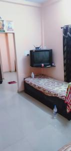 Gallery Cover Image of 400 Sq.ft 1 BHK Apartment for rent in Yerawada for 5000
