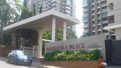 Gallery Cover Image of 1150 Sq.ft 1 BHK Apartment for buy in  Maurishka Towers, Kadri for 7000000