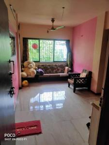 Gallery Cover Image of 555 Sq.ft 1 BHK Apartment for buy in Krishna Sagar, Vasai East for 3400000