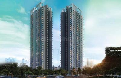 Gallery Cover Image of 1050 Sq.ft 3 BHK Apartment for buy in Sheth Corp Zuri, Thane West for 13200000