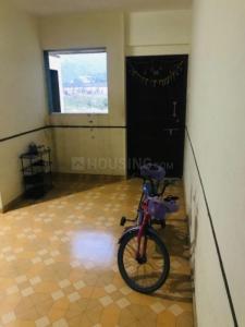 Gallery Cover Image of 425 Sq.ft 1 RK Apartment for rent in Adinath Vinayak Darshan, Karanjade for 5500