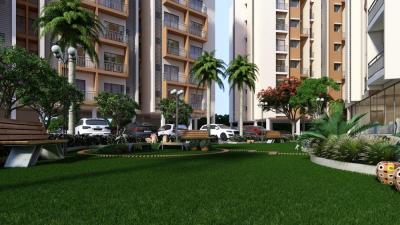 Gallery Cover Image of 650 Sq.ft 1 BHK Apartment for buy in Unimont Aurum, Karjat for 1880000