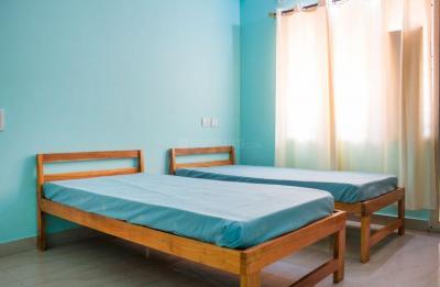 Bedroom Image of Roma Cross Winds in Marathahalli